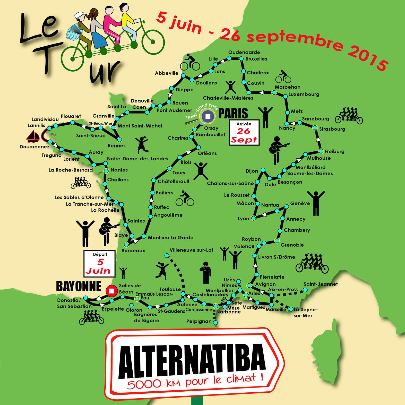 Le Tour Alternatiba